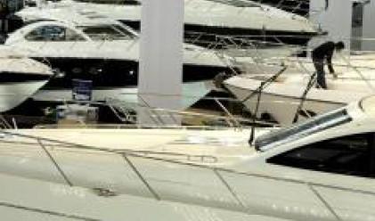 Над 50 луксозни яхти за милиони акостираха на Морската гара във Варна