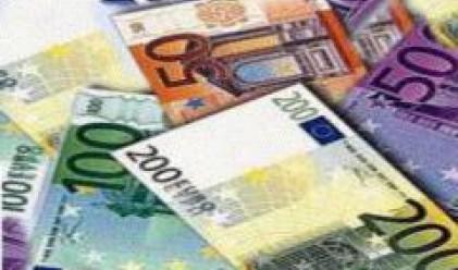 Еврото изригна на валутните борси