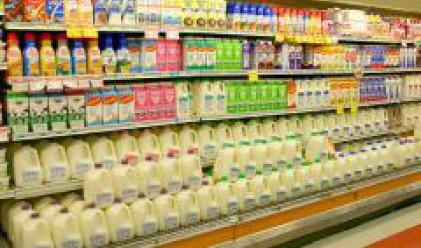 Силно поевтиняват през седмицата млечните продукти и плодовете и зеленчуците