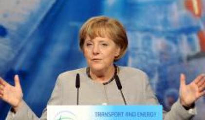 Меркел иска да отмени решението  за отказване от ядрената енергетика