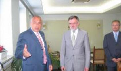 Бойко Борисов прие министъра на външните работи на Литва