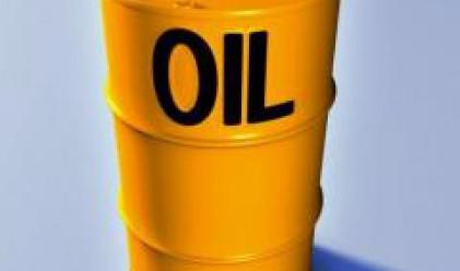 Волатилна търговия при петрола