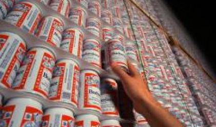 InBev предлага 46.3 млрд. долара кеш за производителя на Budweiser