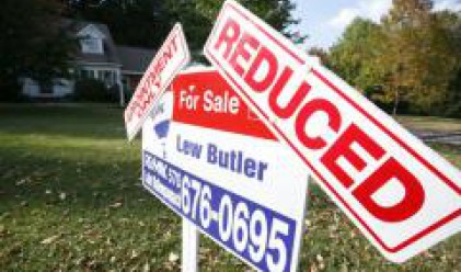 Просрочените ипотеки в САЩ с ръст от 48% за месец май
