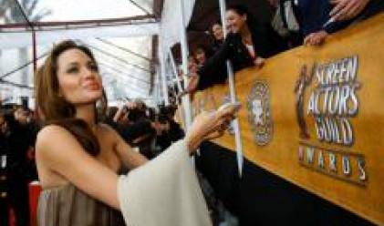 Анджелина Джоли със собствен парфюм