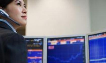 Азиатските акции с най-голямо покачване от два месеца насам