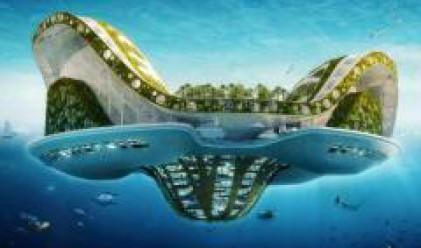Плаващи градове може би ще решат проблема с глобалното затопляне