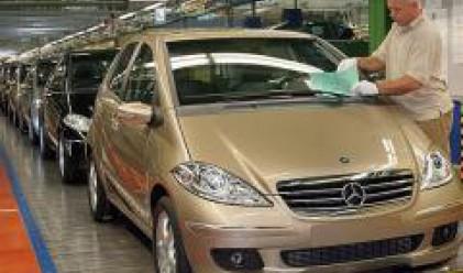 Daimler ще строи автомобилен завод в Унгария