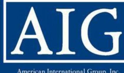 Акциите на AIG губят близо 6% вчера след ново занижаване на оценката им