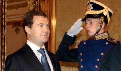 Медведев: Русия ще намали ролята на държавата в икономиката
