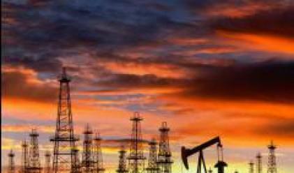 Силен спад в цената на петрола