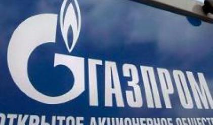 Газпром продава акции на Газпромбанк