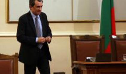 Орешарски: Глобите за предсрочно погасяване на кредити е в интерес на ликвидността на системата