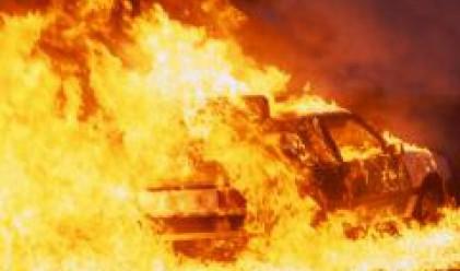 Германец подпали собствения си автомобил в знак на протест срещу поскъпването на горивата