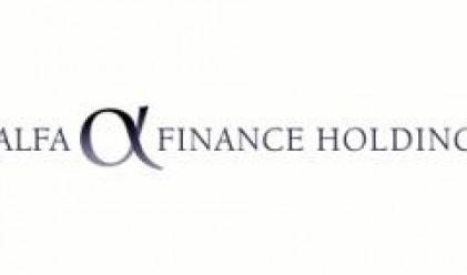 Осем пъти ръст на печалбата на Алфа финанс холдинг за 2007 г. до 83 млн. лв.