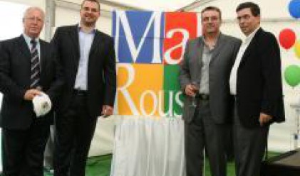 First Sod for Mall Rousse Project Turned