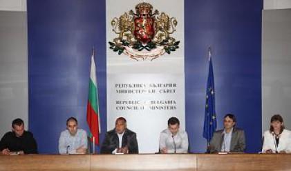 Цветанов и полицията са най-одобрявани от българите