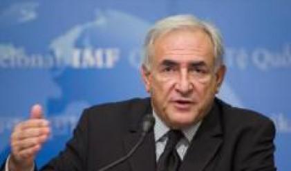 МВФ: Българската икономика ще нарасне с 0.2% през 2010 г.