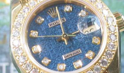 Откраднаха 15 кг злато от Rolex