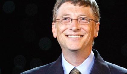Бил Гейтс дава 1.5 млрд. долара за благотворителност