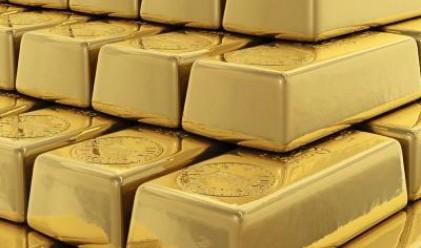 Златото отчете значително дневно поскъпване