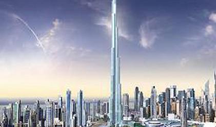 В най-високата сграда в света вече дават под наем