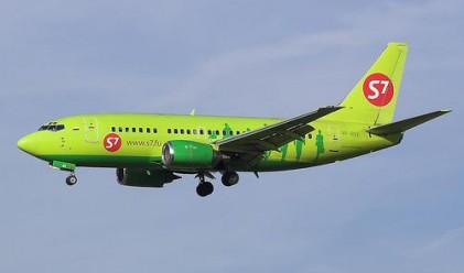 S7 може да измести Bulgaria Air в превоза на руски туристи