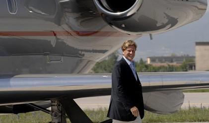 Робърт Херсов пристигна в България