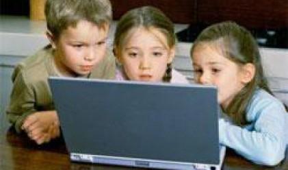 Ранният допир на децата с компютрите е вреден