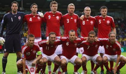 Икономиката на Дания загуби 150 млн. долара заради мач