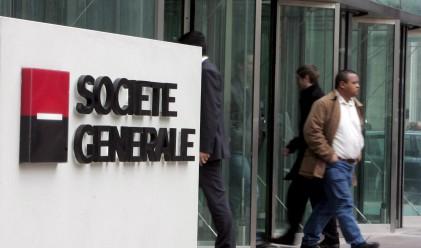 Societe Generale очаква 6 млрд. евро печалба през 2012 г.