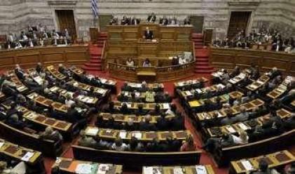 Гърция забрани реклама, шегуваща се с кризата