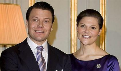Шведската принцеса се омъжи за фитнес инструктора си