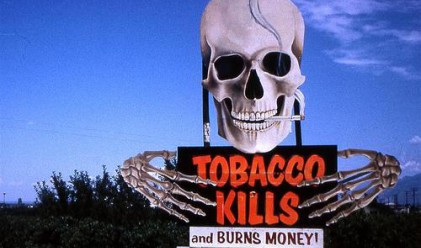 Тютюномания сред щатските инвеститори
