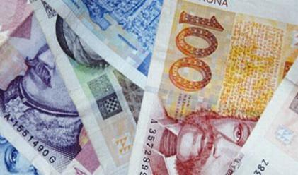 Швейцарският франк с рекордно ниво спрямо еврото