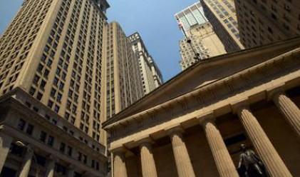 Dow Jones с най-голям спад от две седмици