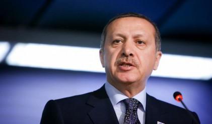 Турция закри въздушното пространство за самолети на Израел