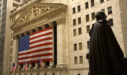 Dow Jones пак падна под 10 000 пункта