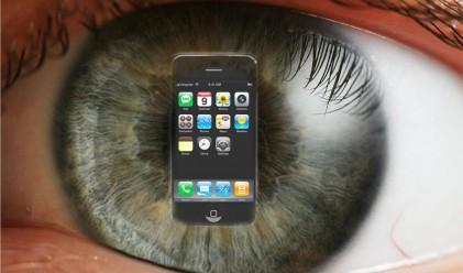 Eye-Phone измерва диоптъра на очите