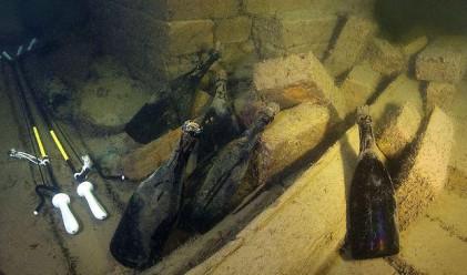 Най-старото шампанско се продаде на рекордна цена