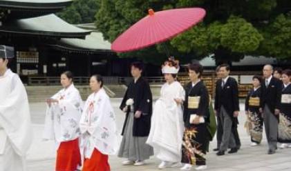 Бум на сватбите в Япония след цунамито