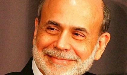 Бернанке очаква ускоряване на растежа на САЩ