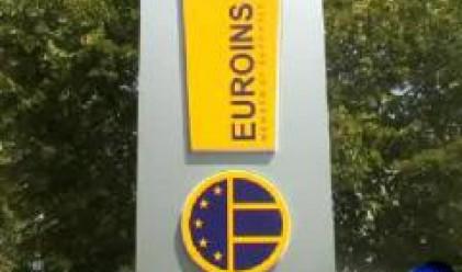Евроинс с премиен приход от 6.3 млн. лв. за май