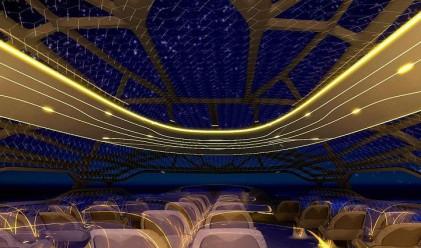 Как изглежда самолетът на бъдещето?