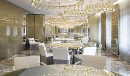 Най-бляскавият ресторант в света