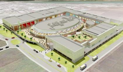 КТБ размрази строителството на мол