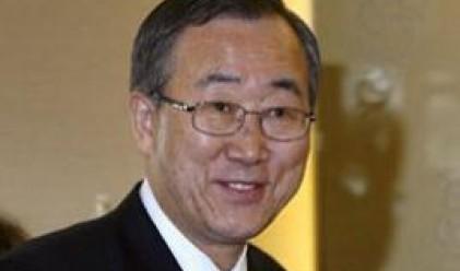 Бан Ки Мун остава генерален секретар на ООН