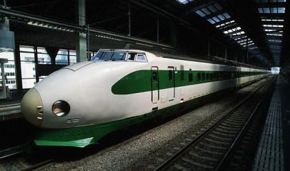 Китайците излъгали за скоростта на влака Шанхай-Пекин