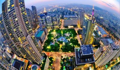 Най-впечатляващият градски пейзаж е...