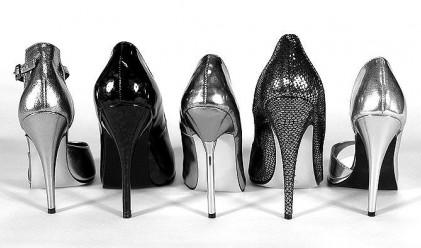 Наша бизнесдама изобрети първите сменяеми дамски токчета